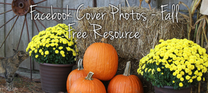 free facebook cover graphics fall